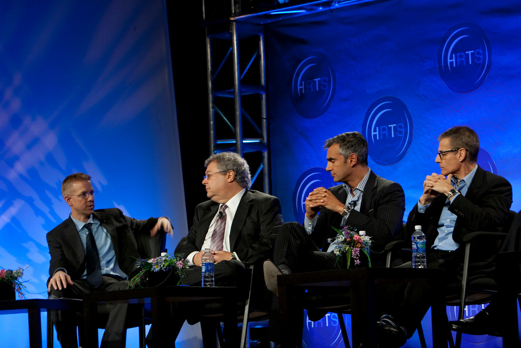 Kevin Beggs (Lionsgate), Steve Koonin (Turner Ent. Networks), Peter Liguori (Discovery Communications), Michael Lombardo (HBO), Joshua Sapan (Rainbow Media Holdings LLC) )