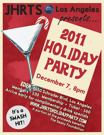 JHRTS 9th Annual Holiday Party