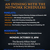 Network Schedulers panel 10-15-12 : 
